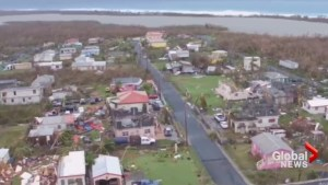 St. Croix homes further flattened by Hurricane Maria