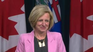 Alberta's Notley fires back at federal NDP leader's tweet on Trans Mountain