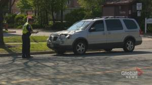 Toronto police investigate collision involving 2 13-year-olds