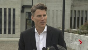 Gregor Robertson won't seek another term as Vancouver mayor