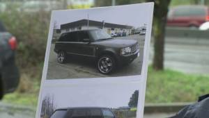Burnaby RCMP search for driver after fatal hit and run