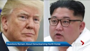 Question remain about Denuclearizing North Korea as summit moves forward