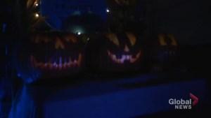 Winnipeg Halloween house raising money for rare disease research