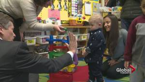 Toronto stops proposed plans to cut childcare occupancy grants (01:51)