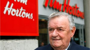 Ron Joyce, Tim Hortons co-founder, dead at 88