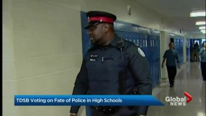 TDSB to vote whether or not to keep police officers in high schools