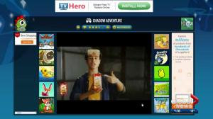 Canadian kids bombarded with junk food ads online