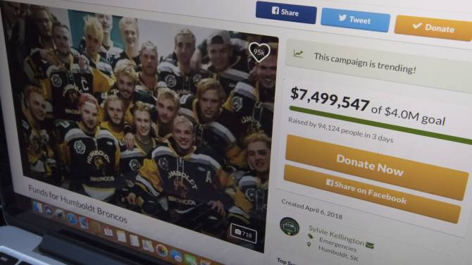 Powerful cartoon resonates with Canadians following Humboldt Broncos