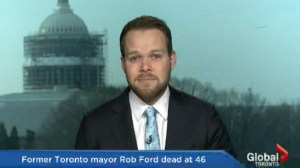 Covering Rob Ford at City Hall