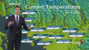 BC Evening Weather Forecast: Feb 6