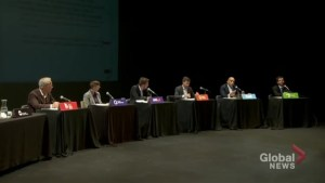 Election debate at Concordia University