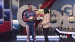 Learning Harlem Globetrotters' tricks with Jet Rivers