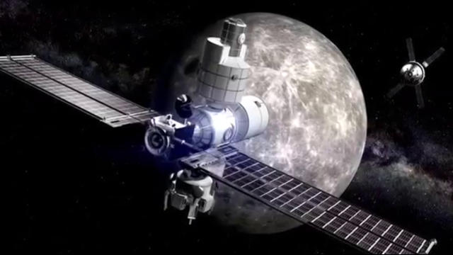 Chinese rover 'Jade Rabbit' drives on far side of the moon