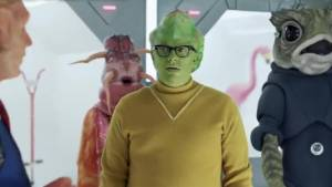 Aliens target humans in Avocados from Mexico's new Super Bowl ad