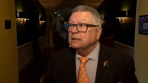Build in a flood zone and assume financial risk: Goodale says