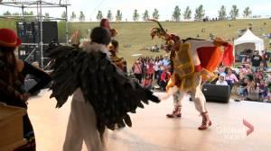 GlobalFest delivers multi-cultural sensory explosion