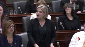 "Horwath joins chorus of criticism over negligence on ""Chemical Valley"""