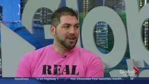 The Calgary Hitmen help to bring awareness to bullying