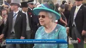 65th anniversary of Queen Elizabeth II's coronation