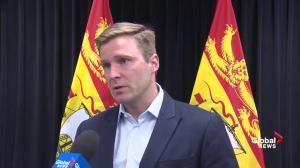 Fredericton shooting: Brian Gallant commends 'brave' job of police and first responders