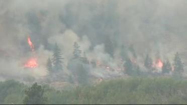 Spokane Complex Fire Map.Spokane Residents Want To Fan Wildfire Smoke Back To Canada That S