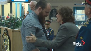 Men who disarmed gunman at Calgary nightclub honoured