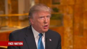 Trump says abortion laws 'are set and I think we have to leave it that way'