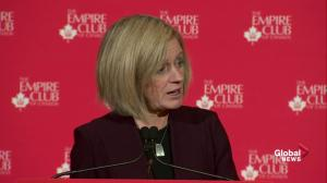 Rachel Notley: Without Alberta, there is no national climate plan