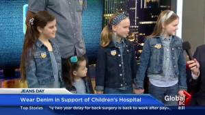 Support BC kids by wearing denim on Jeans Day, April 28