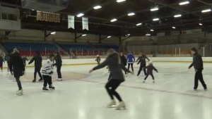 Special Olympics Figure Skating in Kingston