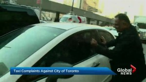 Toronto cab drivers say playing field with Uber still not 'level'