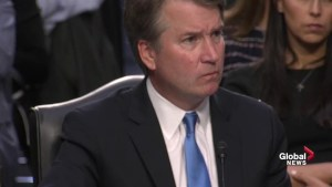 'Immunity is the wrong term': Kavanaugh says no one is above the law