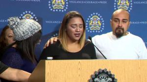 'He saved me without any thought': Forest Lawn homicide victim's family