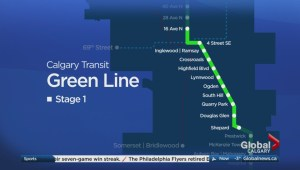 City of Calgary releases designs for Green Line CTrain stations