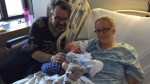 Baby delivered by paramedics at a Kingston home
