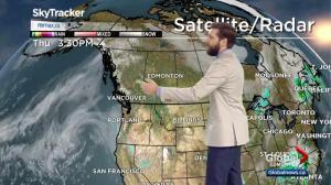 Edmonton Weather Forecast: April 26