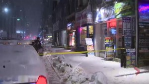 Man dies after being chased, stabbed near Yonge and Wellesley