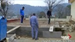 India builds bunkers to protect families on Pakistan border