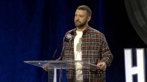 Justin Timberlake says he teased Tom Brady before Patriots' Conference Championships