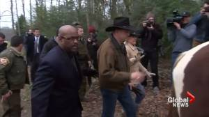 Republican Roy Moore casts vote in Alabama race with high stakes for Trump
