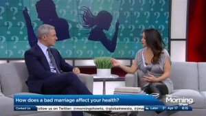 Can a bad marriage impact your health?