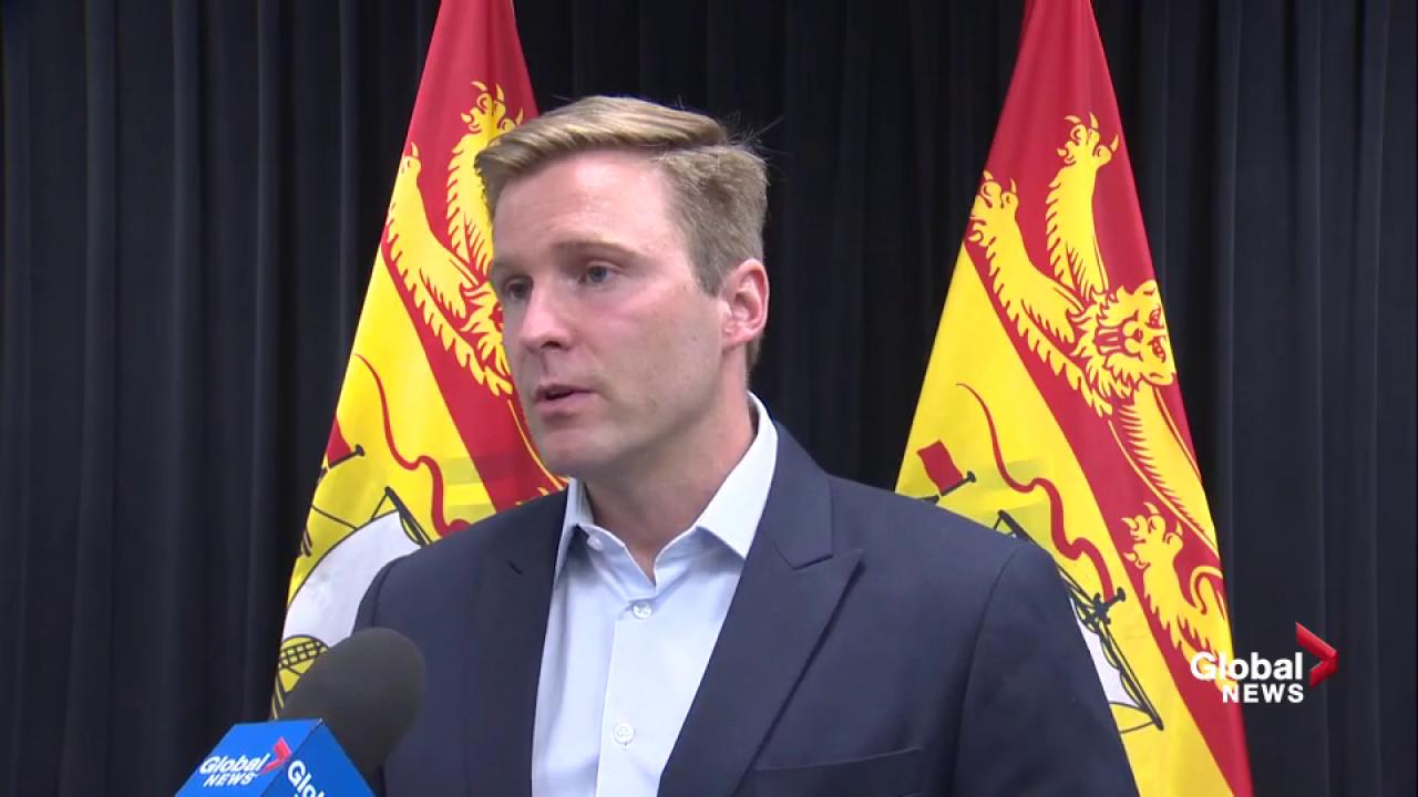 Fredericton shooting Brian Gallant says response to shooting changing 'hour-by-hour