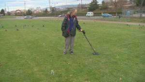 Metal detector debatable in Vernon parks