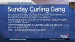 Community Events: Sunday Curling Gang