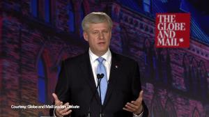 Harper: Higher taxes will not move energy sector forward