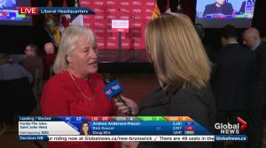 New Brunswick election: Liberals says third parties may be cause of results