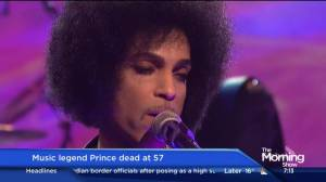 Prince dead at 57: 'He had so much music he couldn't use it all'