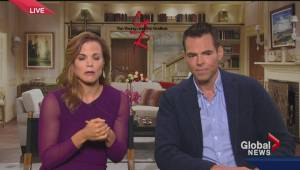Gina Tognoni and Jason Thompson discuss The Young and The Restless