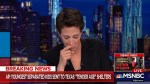 Rachel Maddow gets emotional on-air over immigrant children