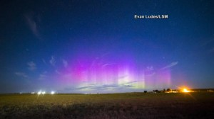 Northern lights spectacle possible in GTA on Sunday